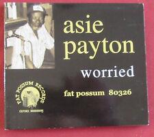 ASIE PAYTON  CD WORRIED FAT POSSUM