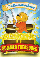 Berenstain Bears - Summer Treasures - Brother New DVD