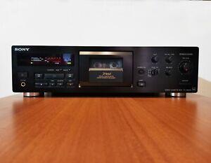 Piastra a cassette SONY TC-KB920S tape deck 3 testine SERIE QS vintage TOP hi-fi