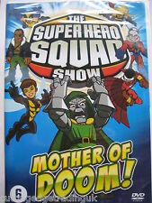 The Super Hero Squad: Mother of Doom [DVD, 2011] Nordic Packaging NEW SEALED PAL