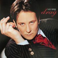 K.D. LANG Drag CD Brand New And Sealed