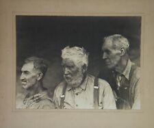 Bayard Wootten Pencil Signed Gelatin Photograph Antique