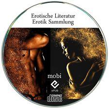 Erotische Literatur Sammlung, Romane, Erotik E-books, MOBI & EPUB Format    ? CD