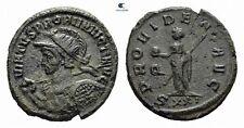 Savoca Coins Probus Antoninianus Providentia Globe 3,40 G/22 mm f#aaa248