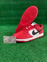 """Nike Dunk Low 365 Custom """"Chicago"""" Mens Size 12 Brand New"""
