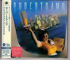 Supertramp , Breakfast In America [Hi-Res CD_MQA x UHQCD - Ltd Release - Japan]