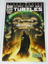 Teenage Mutant Ninja Turtles Villains Krang #1 2012 N.M