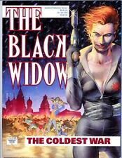 The Black Widow: The Coldest War      First Printing     1990