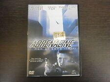 ADRENALINE - FILM IN DVD ORIGINALE - visitate il negozio COMPRO FUMETTI SHOP
