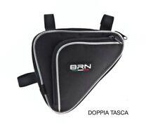 Tasche Dreieckig al RAHMEN Doppel Tasche/TRIANGLE Rahmen BAG DOPPELT POCKET