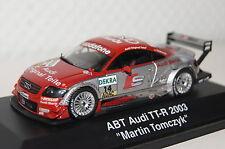 Abt Audi TT-R M.Tomczyk 2003 #14 1:43 Schuco neu + OVP 4898
