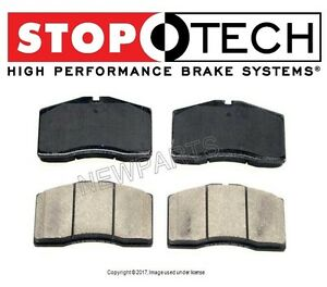 For Porsche 911 Carrera 4S Turbo 96-98 Front Disc Brake Pad Set Stoptech Sport