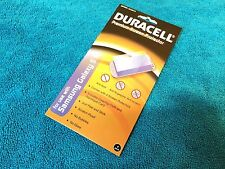 ***NEW*** PACK OF (4) DURACELL DU2013 SAMSUNG GALAXY S III SCREEN PROTECTORS KIT