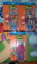 "McFarlane Toys 1966 Classic TV Series Joker, Robin & Batman 6"" Action Figure"