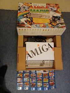 Amiga 1200 A1200 Amiga Magic Boxed