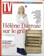 TV MAGAZINE n°22860 11/02/2018 Hélène Darroze_Maître Gims & Kendji_Stéphane Bern