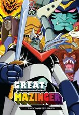 Great Mazinger: Complete Series [New DVD]