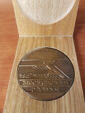 Souvenir Medal  International Tournament Moscow Sabre 1987