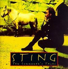 Sting - Ten Summoner's Tales (Jewel Box) [New CD]