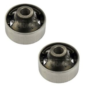Pair Set 2 Front Lower Rearward Control Arm Bushings Dorman For Cobalt HHR Ion