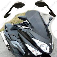 COUPLE MIRRORS FAR DROP LEFT RIGHT BLACK YAMAHA 500 XP T-MAX 2008/2011