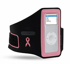 Belkin Sports Gym Armband Cover Case for Ipod Nano 5G 4G 2G 1G Pink F8Z153-sgk