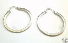 Große Creolen 925er Silber Silberschmuck Silbercreolen Ohrringe Ohrschmuck