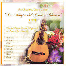 Gonzalez, Jose : La Magia Del Cuatro Clasico CD