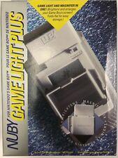 Brand New Nuby Game Light Plus for Original Gameboy (1st Generation)