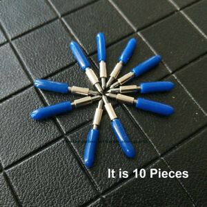 10Pieces Long Life  60° Blade Fit For Graphtc CB15U  Cutter Plotter Parts