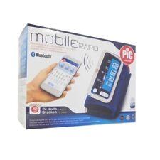 Pic Mobile Rapid - Misuratore di Pressione con Bluetooth - Alimentatore Incluso