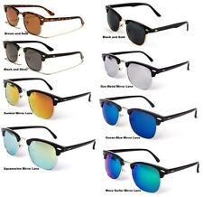 Mirrored Retro 100% UV400 Sunglasses for Women