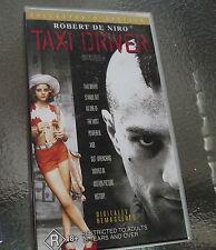 VHS Tape Collector's Ediiton Taxi Driver Robert De Niro