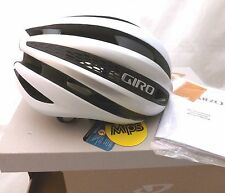Giro Synthe MIPS Cycling Helmet Matte White Silver Large