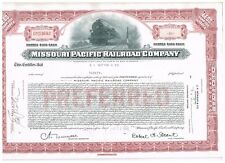 Missouri pacific railroad co., 1950s, berenjena