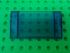 Lego Dark Blue Transparent 6x4 Stud Windscreen Shield Classic Space x 1 piece