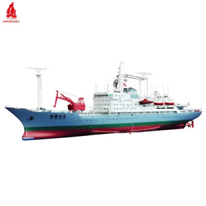 Arkmodel 1/200 XiangYangHong 10 Oceanographic Research Vessel RC Ready Kit