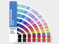 Pantone Color Bridge Gloss Coated Latest Version With All The 2139 Colours New