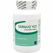 SAMeLQ 425 Liver Support for Dogs 60 Chewable Tablets by Ceva