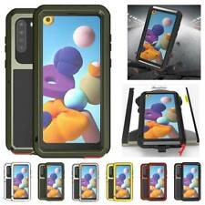 Life Waterproof Dust/Shock Proof Case w Screen Cover For Samsung Galaxy A21 2020