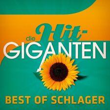 DIE HIT GIGANTEN BEST OF SCHLAGER - UDO JÜRGENS, HEINO, ANDREA BERG 3 CD NEUF