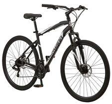 SHIPS FAST! Schwinn 700C Glenwood Men's Hybrid Bike BlackNEW Local Pickup Avail