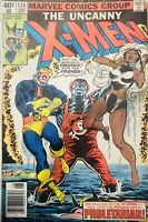 THE X-MEN #124  AUGUST 1979  Key Issue
