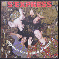 S'Express - Mantra For A State Of Mind - RHYTHM KING RECORDS - Vinile V004071