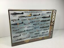 Eurographics World War 2 Puzzle 1000 Pieces