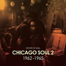 CHICAGO SOUL VOLUME TWO (1962-1965)  2 CD NEU