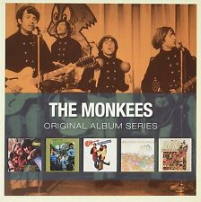 THE MONKEES - ORIGINAL ALBUM SERIES: 5CD ALBUM SET (2009)