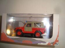 1/43 Véhicule de Secours Pompiers Peugeot P4 Pompier-odeon020