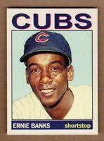 Ernie Banks '53 Chicago Cubs rookie season Monarch Corona Private Stock #14