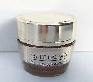 Estee Lauder Revitalizing Supreme + Global Anti-Aging Cell Power Creme, 15ml NEW